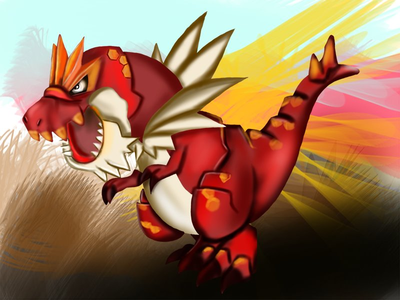 Learn How To Draw Tyrantrum From Pokemon Pokemon Step By Step Drawing Tutorials