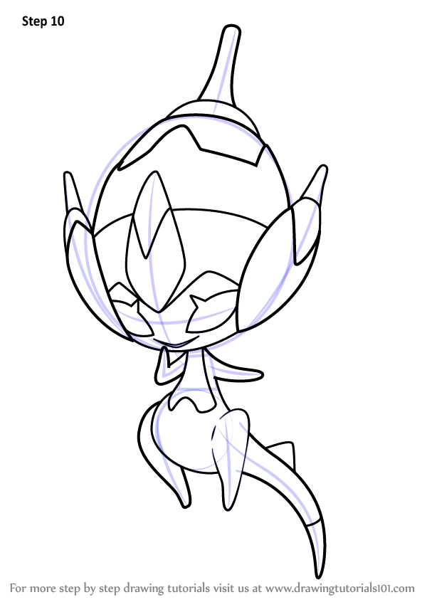 Learn How To Draw Ub Adhesive From Pokemon Pokemon Step