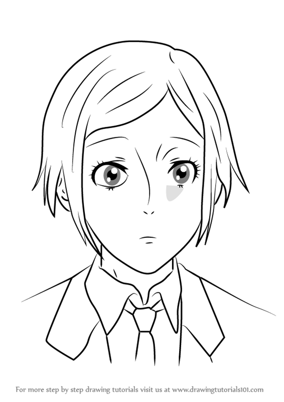 Brilliant Learn How To Draw Mayumi Tanaka From Prison School Prison School Hairstyle Inspiration Daily Dogsangcom