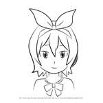 How to Draw Petra Leyte from Re Zero