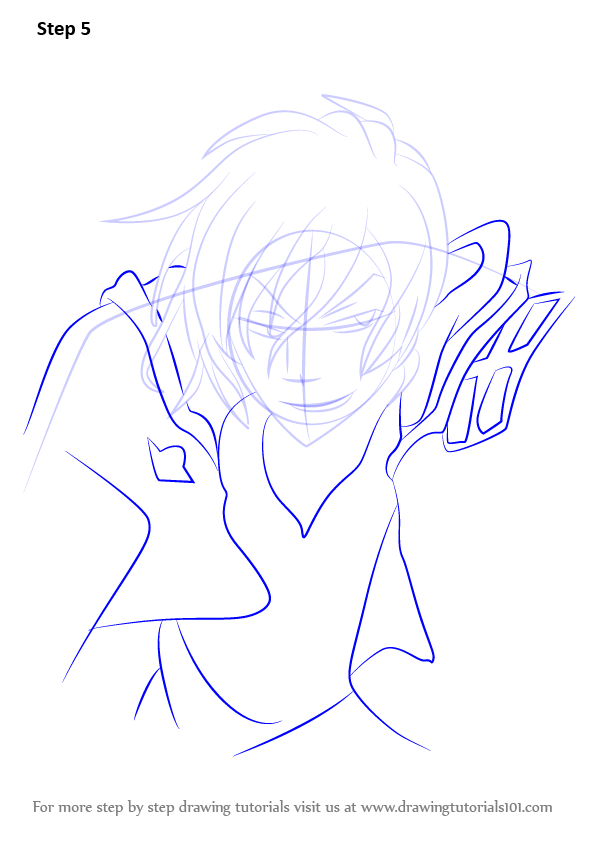 Learn How To Draw Yumikage Tsukimitsu From Servamp