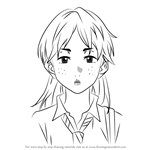 How to Draw Nao Kashiwagi from Shigatsu wa Kimi no Uso