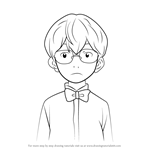 How to Draw Toshiya Miike from Shigatsu wa Kimi no Uso