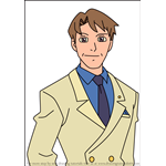How to Draw Nelson Thorndyke from Sonic X