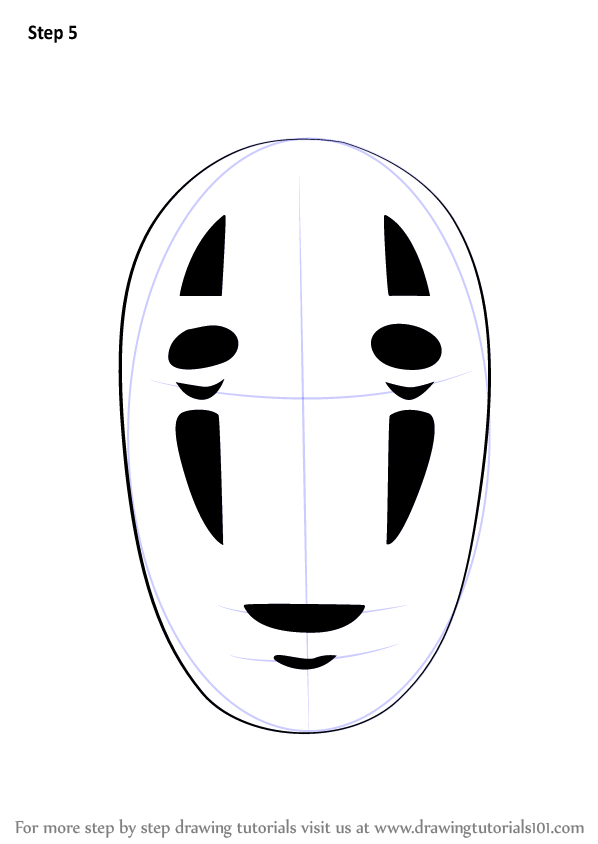 Baby boy free coloring pages on art coloring pages - Learn How To Draw No Face From Spirited Away Spirited