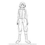 How to Draw Juuzou Suzuya from Tokyo Ghoul