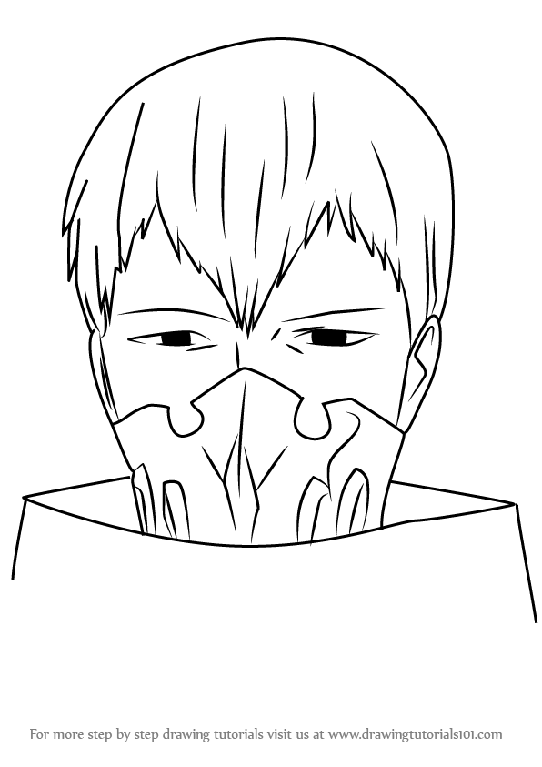Learn How to Draw Tatara from Tokyo Ghoul (Tokyo Ghoul ...