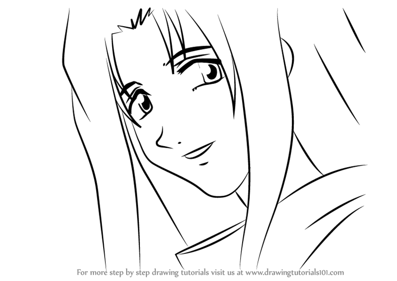 trigun coloring pages | Learn How to Draw Rem Saverem from Trigun (Trigun) Step by ...