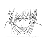 How to Draw Asato Ichijo from Vampire Knight