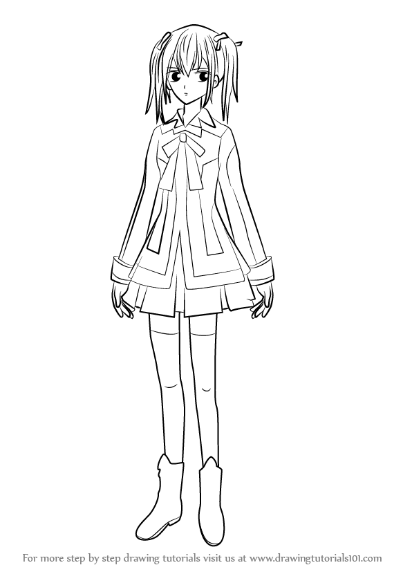 Learn How to Draw Rima...