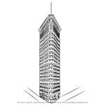 How to Draw Flatiron Building