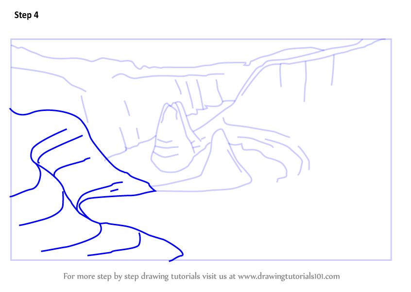 grand canyon coloring pages - photo#30