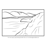 How to Draw Pribaikalsky National Park