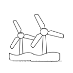 How to Draw Wind Energy