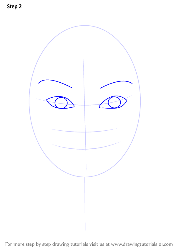 Learn How To Draw Barbie Face (Barbie) Step By Step  Drawing Tutorials