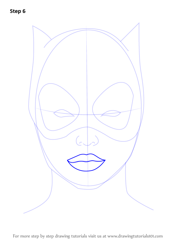 face drawing tutorial step by step pdf