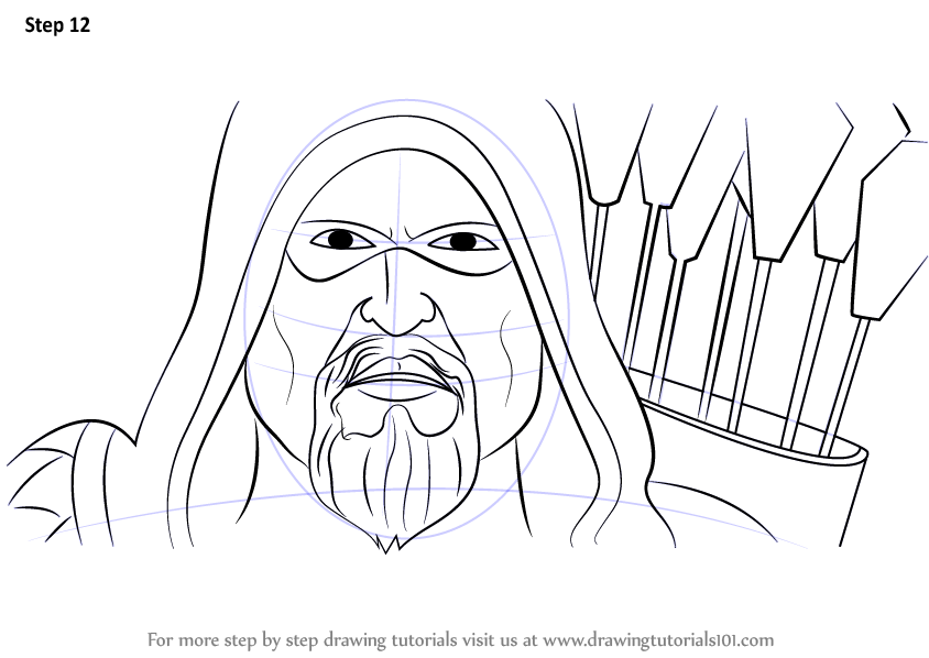 Learn How To Draw Green Arrow Face Green Arrow Step By Step Drawing Tutorials Download 19,764 hand drawn arrow free vectors. learn how to draw green arrow face