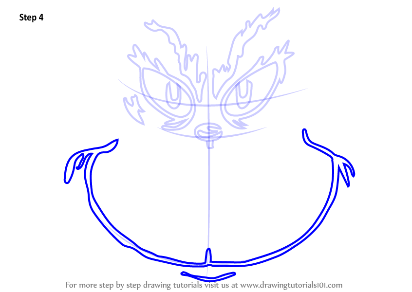 Learn How To Draw The Grinch Easy Grinch Step By Step Drawing