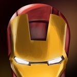 How to Draw Iron Man's Helmet