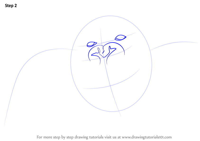 how to draw a cartoon nose step by step