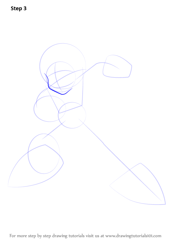 Learn How To Draw Mega Man Mega Man Step By Step