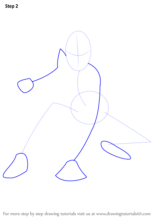 Character Design Drawing Tutorials : Learn how to draw spiderman step by