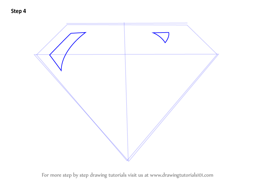 Draw two shape as shown