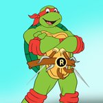 How to Draw Raphael from Teenage Mutant Ninja Turtles