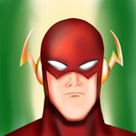 How to Draw The Flash Face
