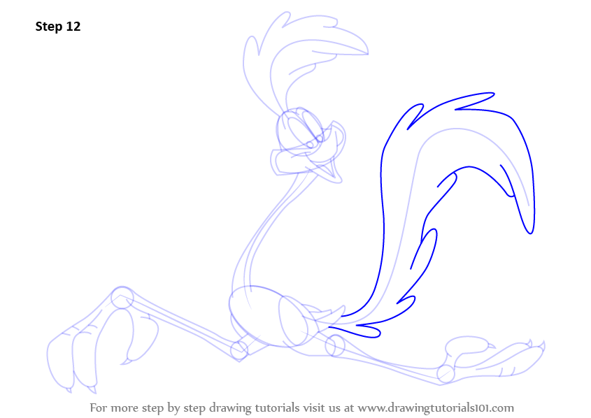 how to draw a cartoon road