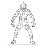 How to Draw Ultraman Belial