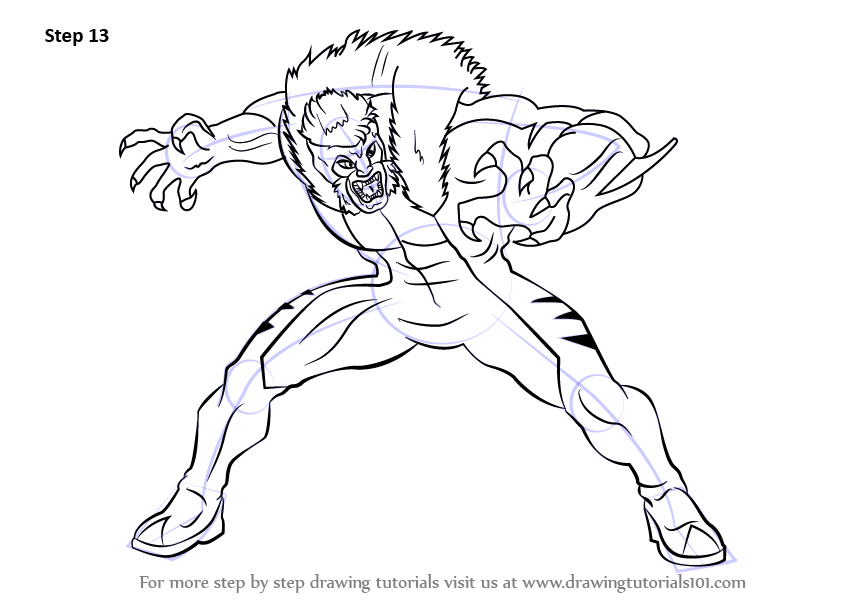 XMen coloring pages on ColoringBookinfo