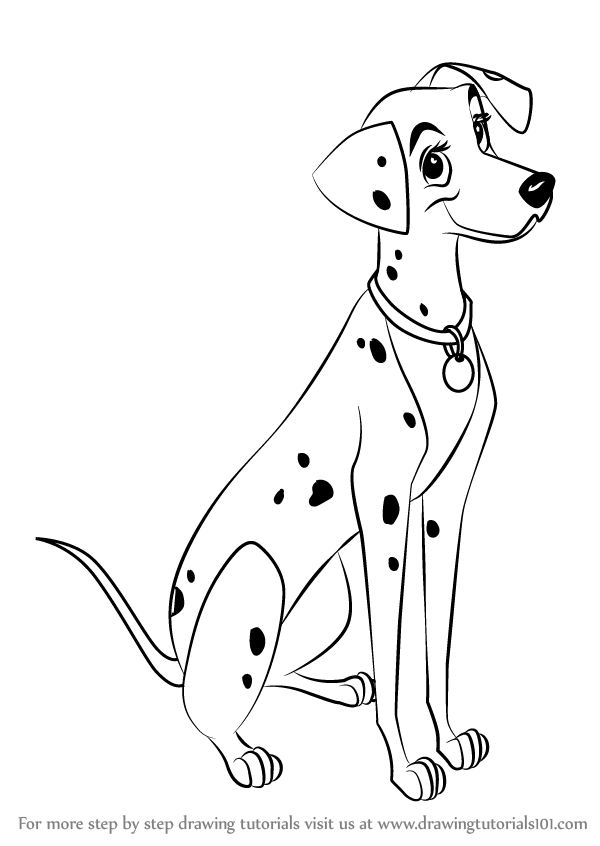 Learn How to Draw Perdita from