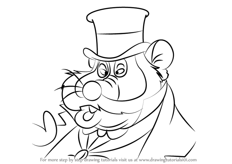 an american tail coloring pages - photo#20