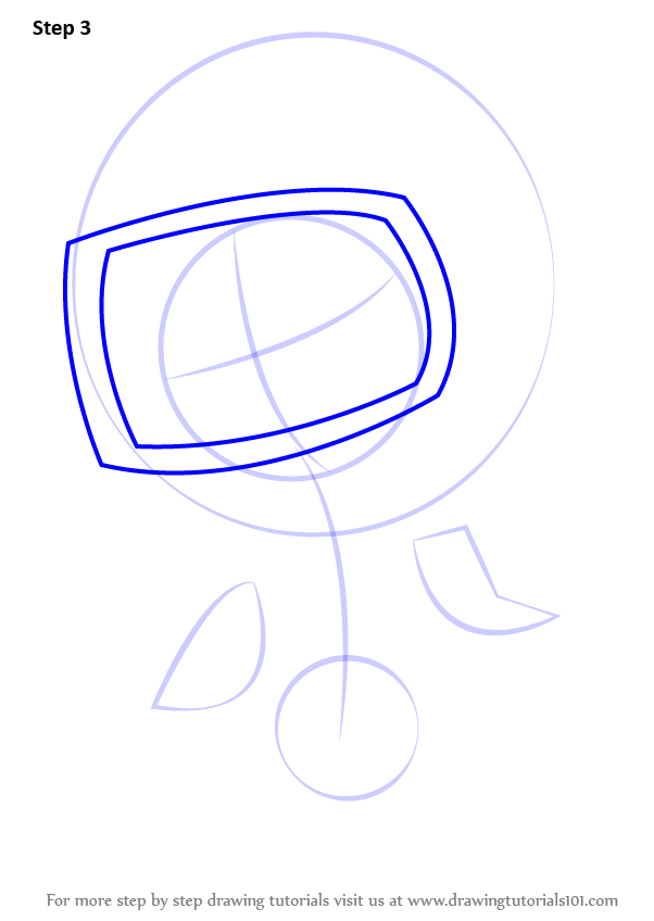 how to draw rectangular hole