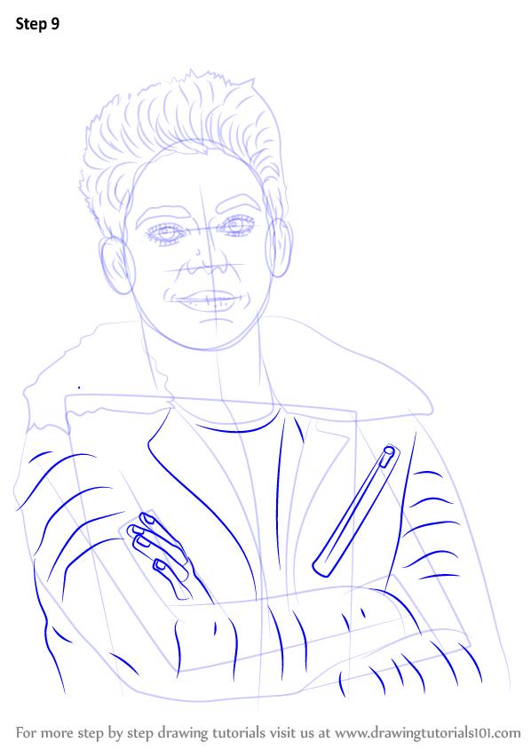 Learn How To Draw Carlos From Descendants Descendants