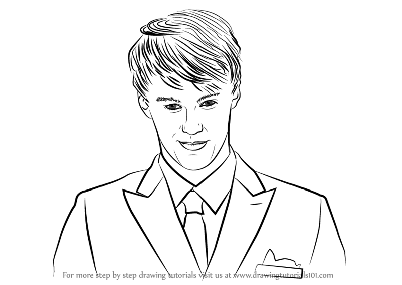 learn how to draw prince ben from descendants descendants step by