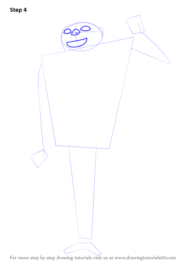 Learn how to draw gru from despicable me despicable me step by step 5 altavistaventures Images