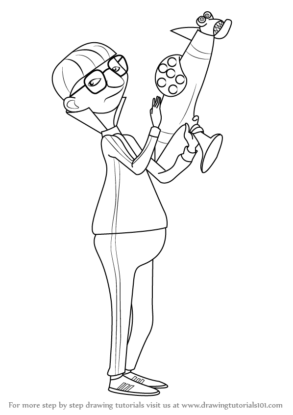 despicable me coloring pages vector - photo#8