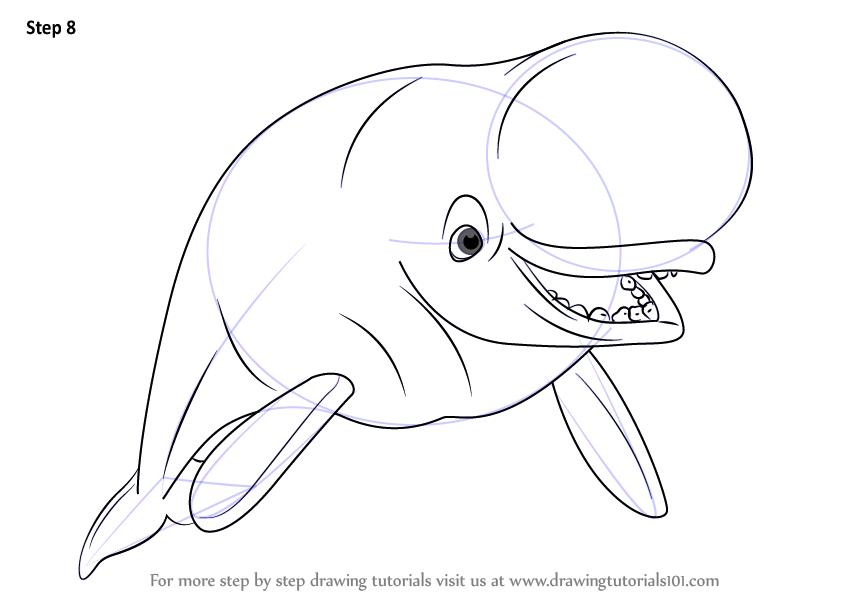 learn how to draw bailey from finding dory finding dory