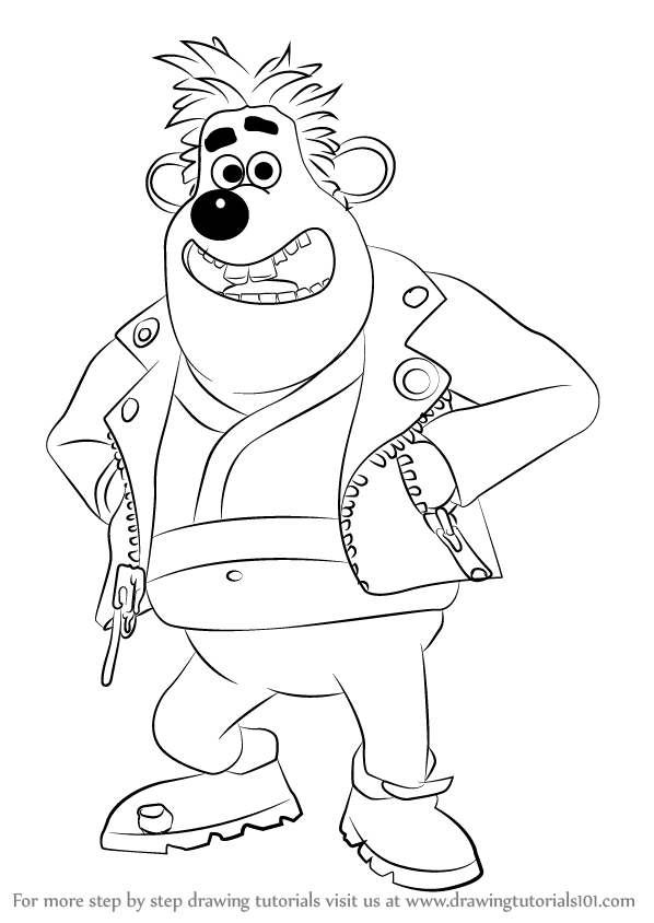 Learn How to Draw Sid from Flushed