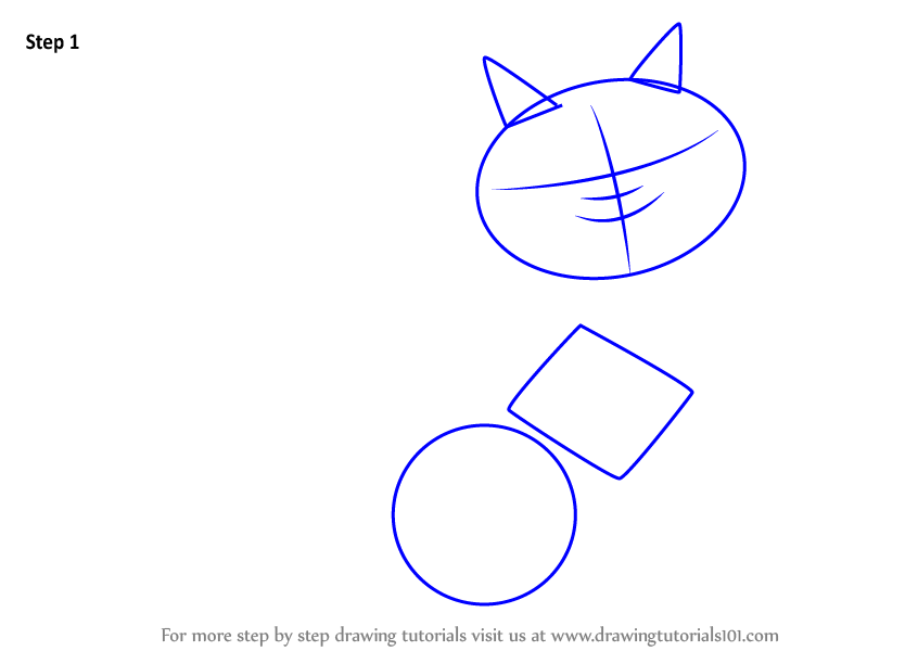 Learn How To Draw Mewsette From Gay Purr Ee Gay Purr Ee