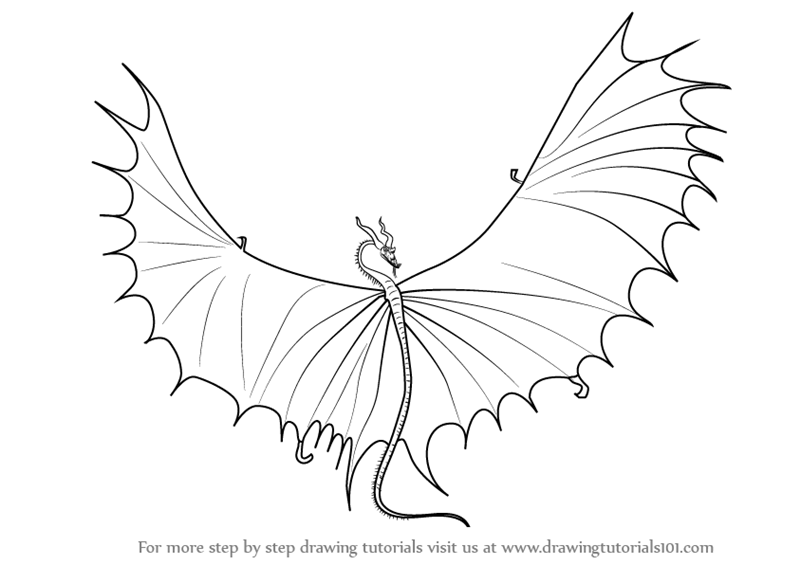 How To Draw Timberjack From Train Your Dragon