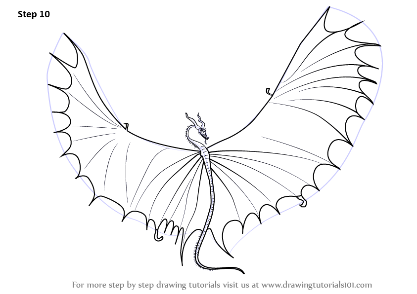 how to draw how to train your dragon characters