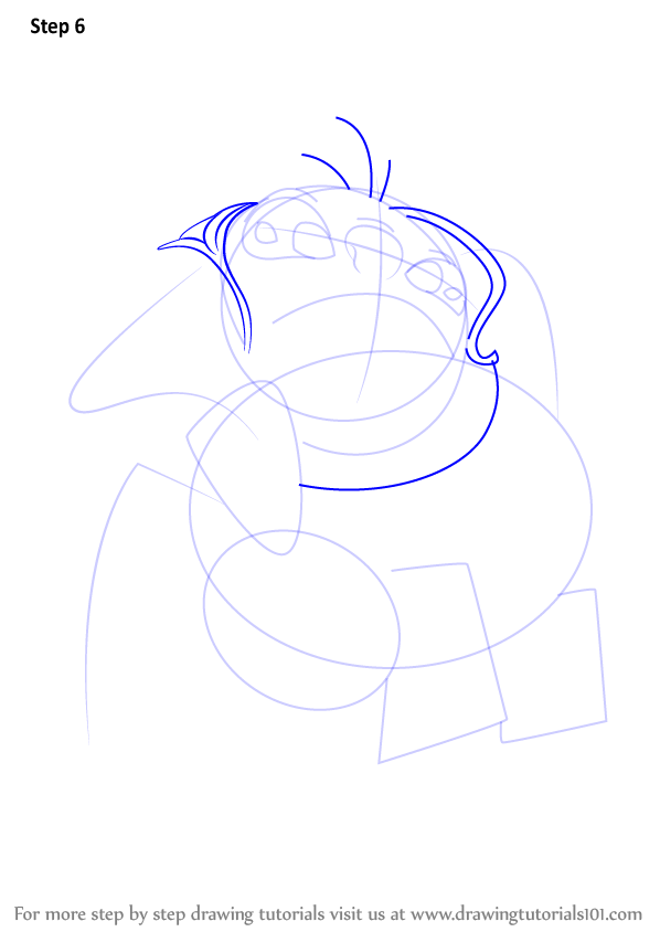 how to draw stitches on face