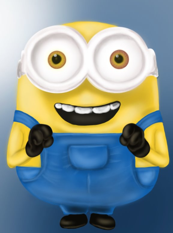 image about Minion Printable Eyes called Discover How in direction of Attract Bob in opposition to Minions (Minions) Action via Move