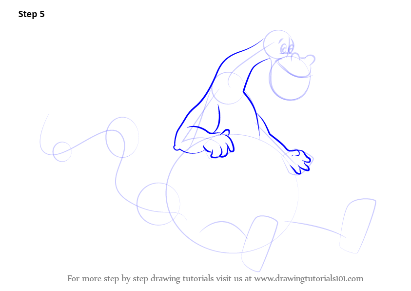 step by step how to draw a cartoon dragon