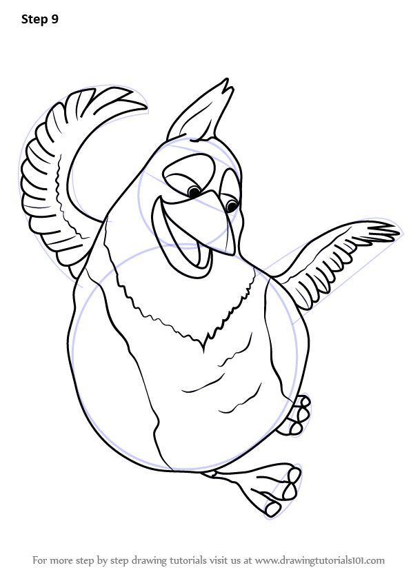 rio pedro coloring pages - photo#15