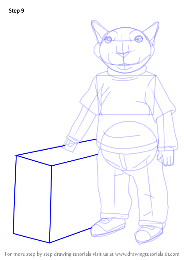 Learn How to Draw Stuart Little