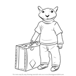 How to Draw Stuart Little